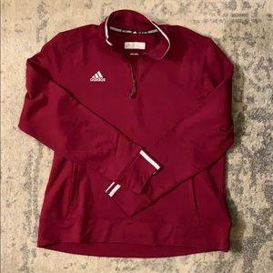 Adidas Women's 1/4 Zip XL